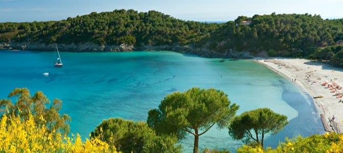 Navštivte nejkrásnější pláže Itálie