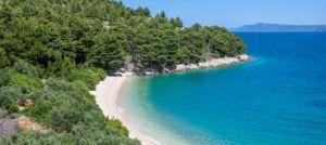 Brela - Punta Rata, Chorvatsko
