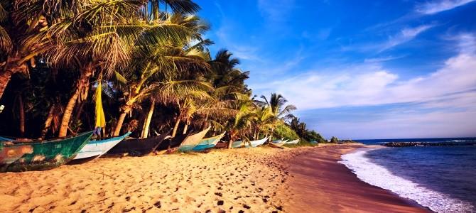 Mirissa, Mirissa beach, Srí Lanka