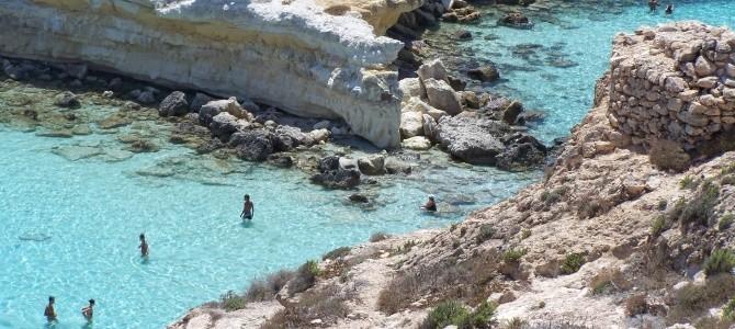 Lampedusa, Itálie