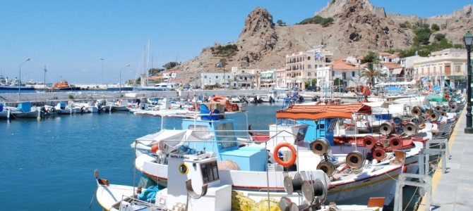 Limnos, Řecko