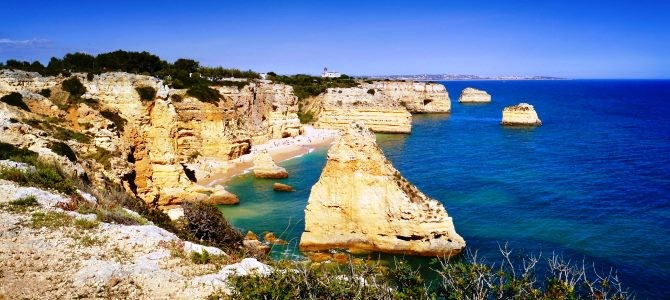 5 top evropských pláží, které stojí za návštěvu
