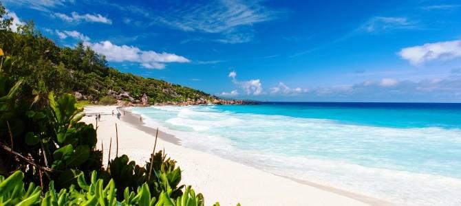 Seychely, Petit Anse, ostrov Mahé