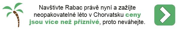 Chorvatsko - Dovolená