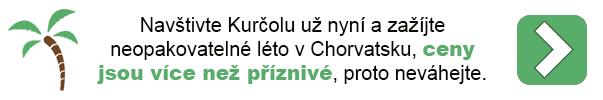 Chorvatsko Korčula