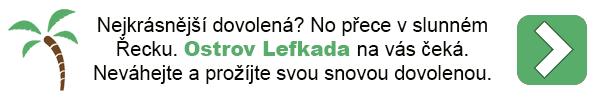 Dovolená v Lefkadě