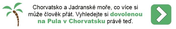 Chorvatsko Pula