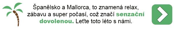 Dovolená - Mallorca