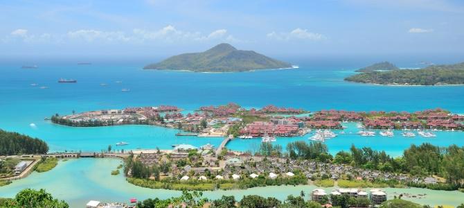 Exotická dovolená na Seychelách