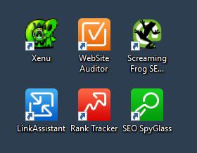 Výběr desktopových SEO nástrojů