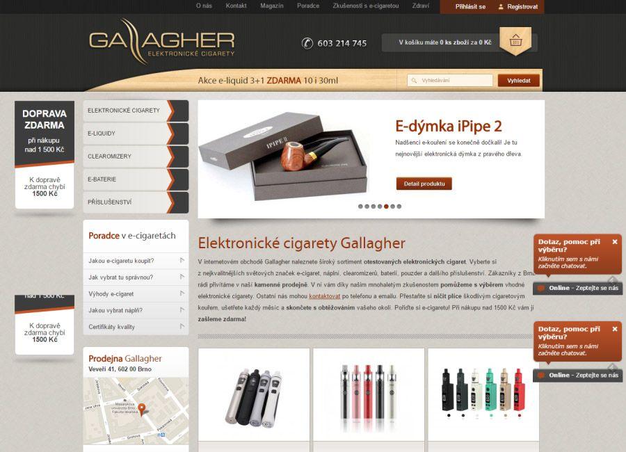 Gallagher.cz