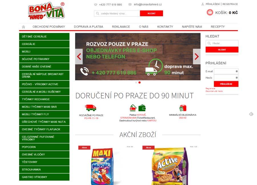 Bonavitahned.cz