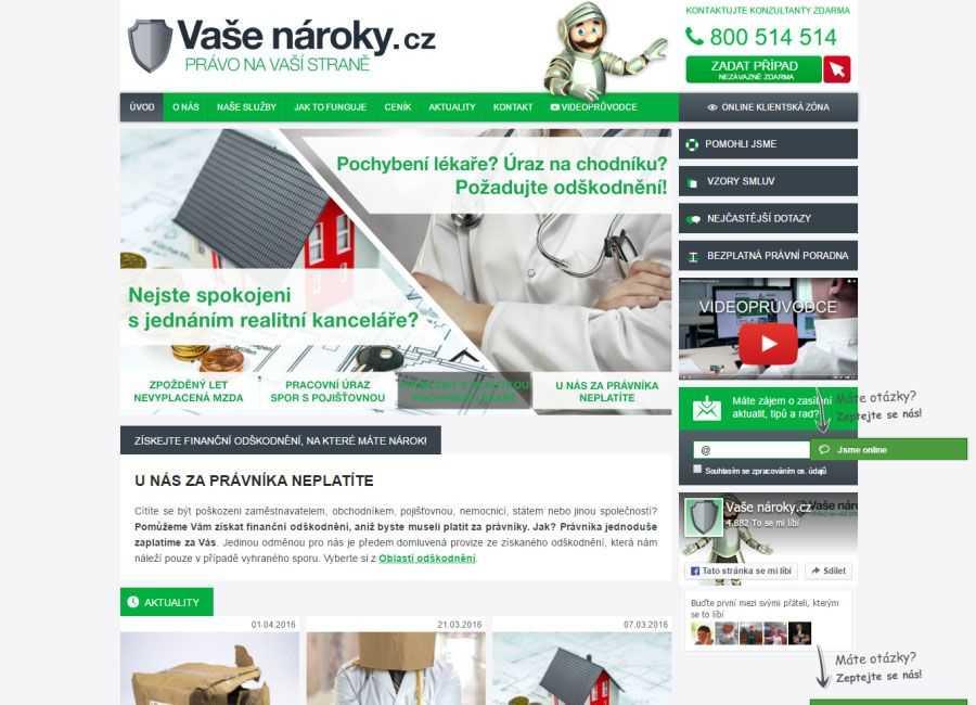 Vasenaroky.cz