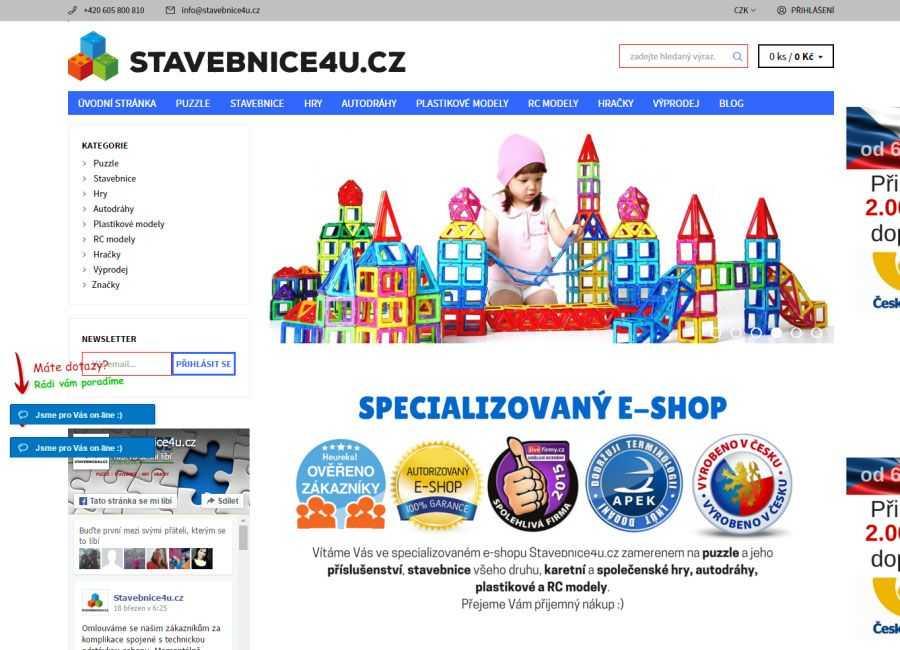 Stavebnice4U.cz