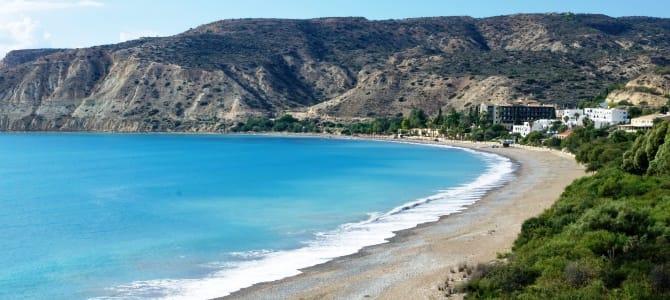 Pissouri, Pissouri Bay, Kypr