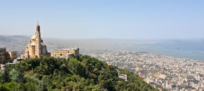 Pláže Libanonu