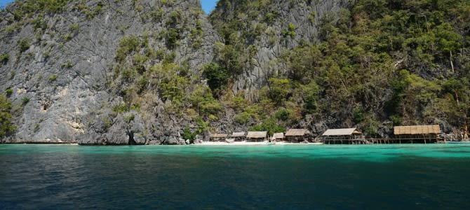 Palawan, pláž Coron, Filipíny
