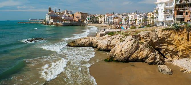 Sitges, Španělsko