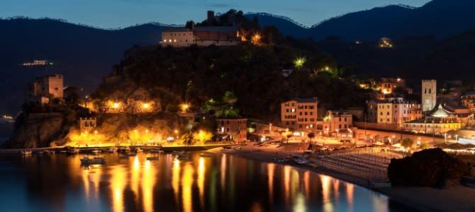 Monterosso al Mare La Spezia, Itálie