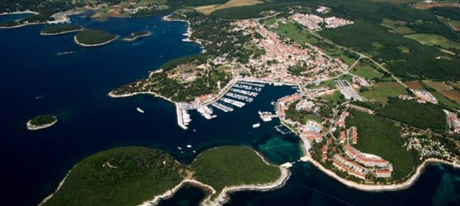 Vrsar, Chorvatsko