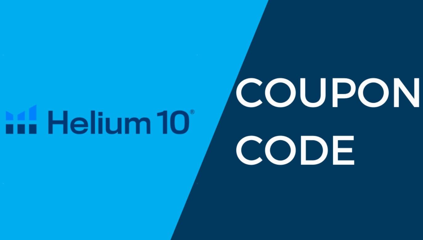 Скидка на Helium10 -10% и -50%