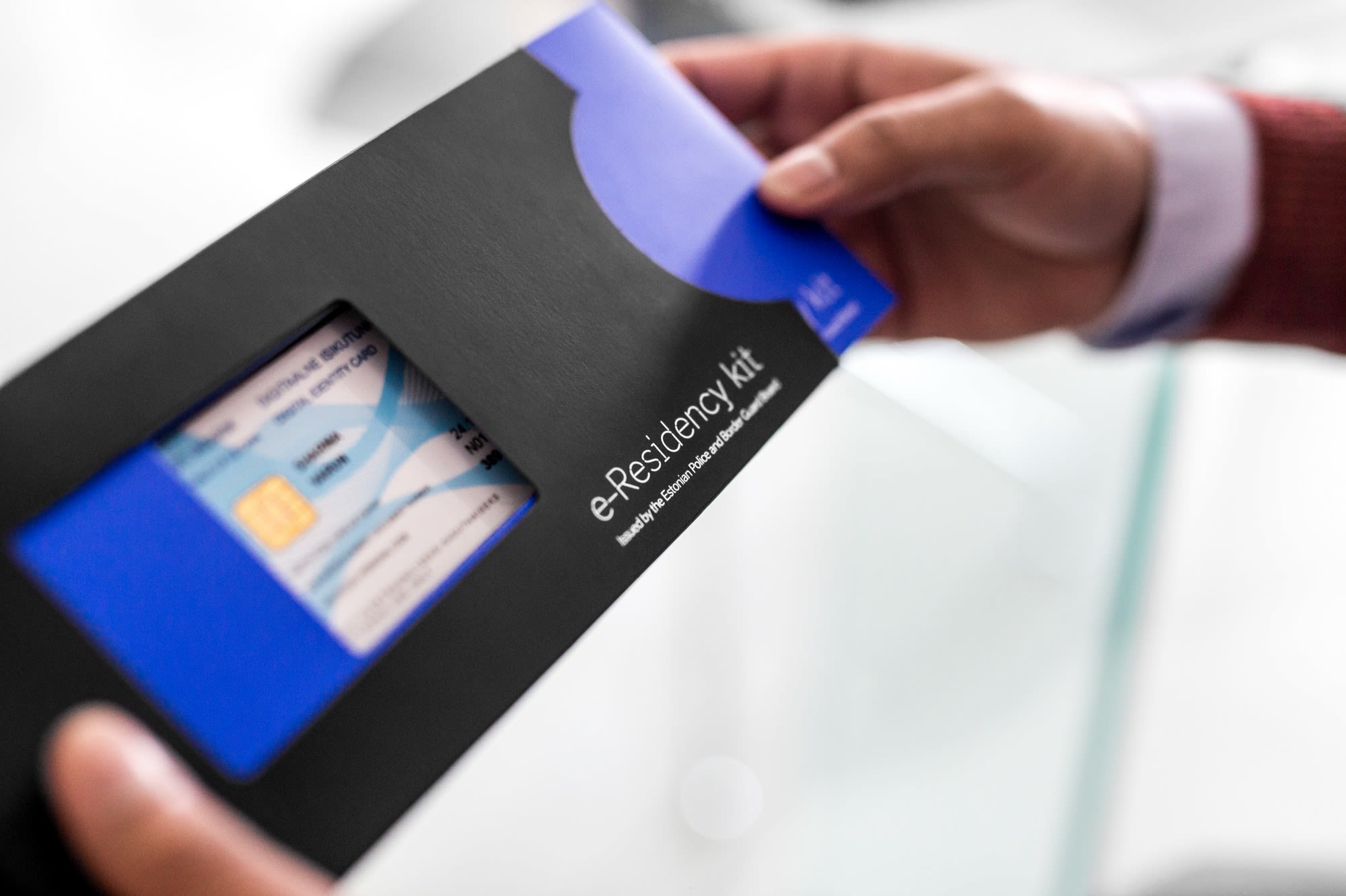 Продавцы из Индии получают доступ к европейскому Амазон и PayPal через электронное гражданство Эстонии