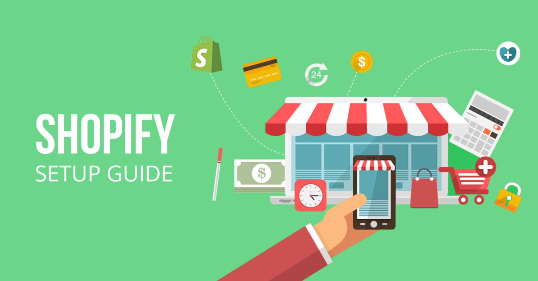 Полное пошаговое руководство по Shopify для начинающих