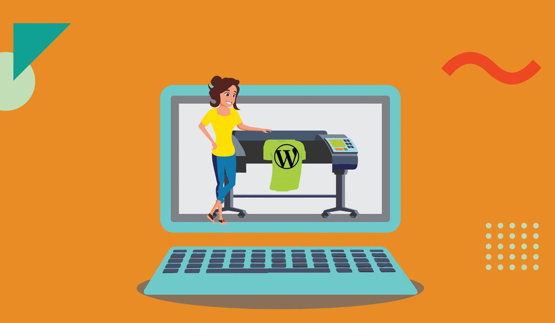 Печать по требованию Printful в вашем WordPress магазине