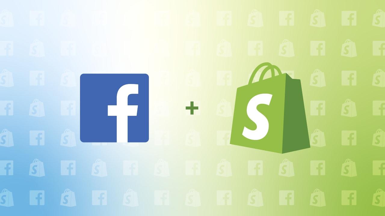 Как настроить Shopify Facebook магазин
