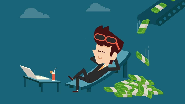 пассивный доход сайты