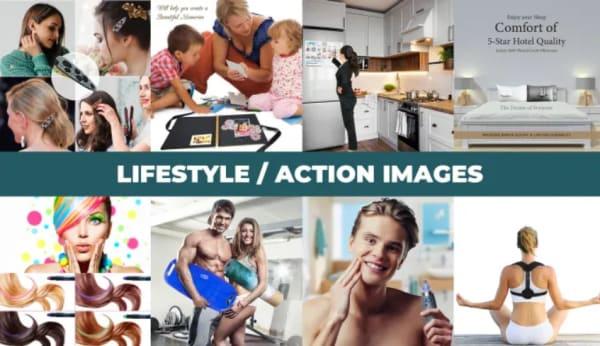 Впечатляющие изображения для листинга Amazon (Ebay Etsy etc)