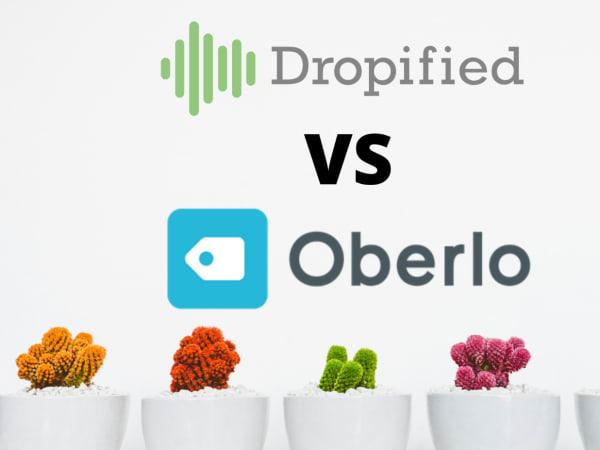 Dropified или Oberlo - Как выбрать приложение для автоматизации дропшиппинга