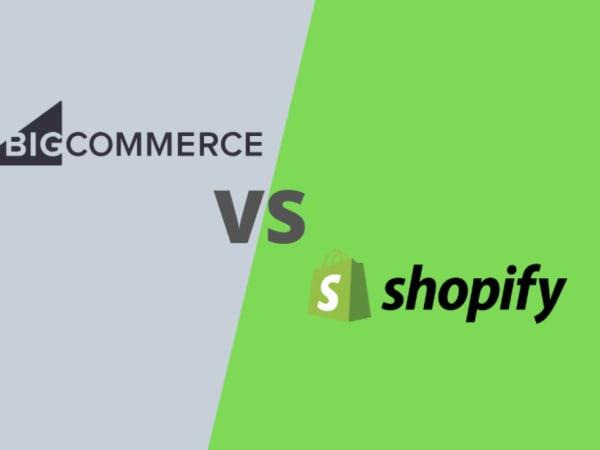 BigCommerce или Shopify