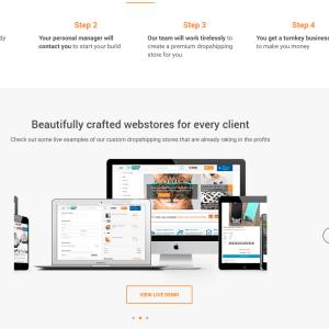 Alidropship предлагает готовые интернет-магазины