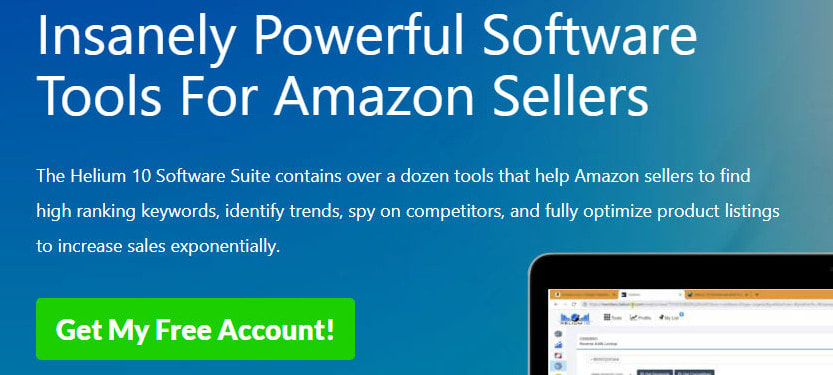 Бесплатная альтернатива Keepa для отслеживания BSR Amazon