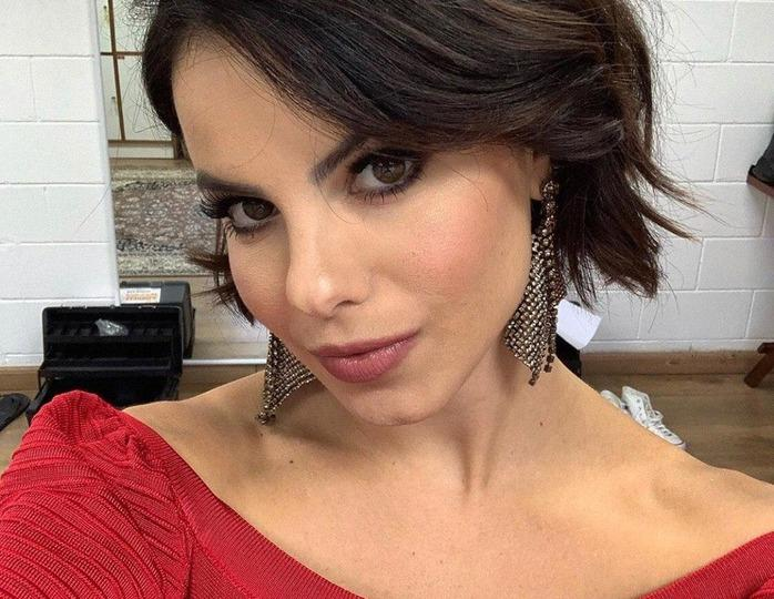 Звезда сериала «Клон» Стефани Бриту ждет ребенка