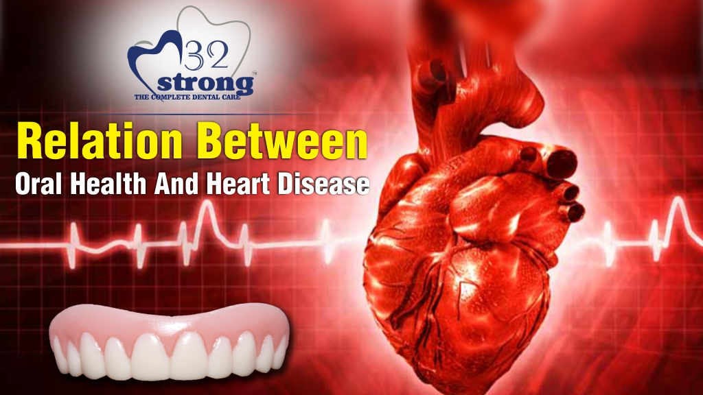 Relation between oral health and heart disease