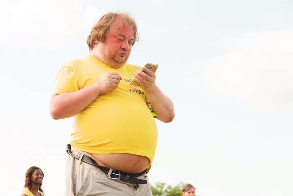 在宅勤務とジム休業で太る人続出??