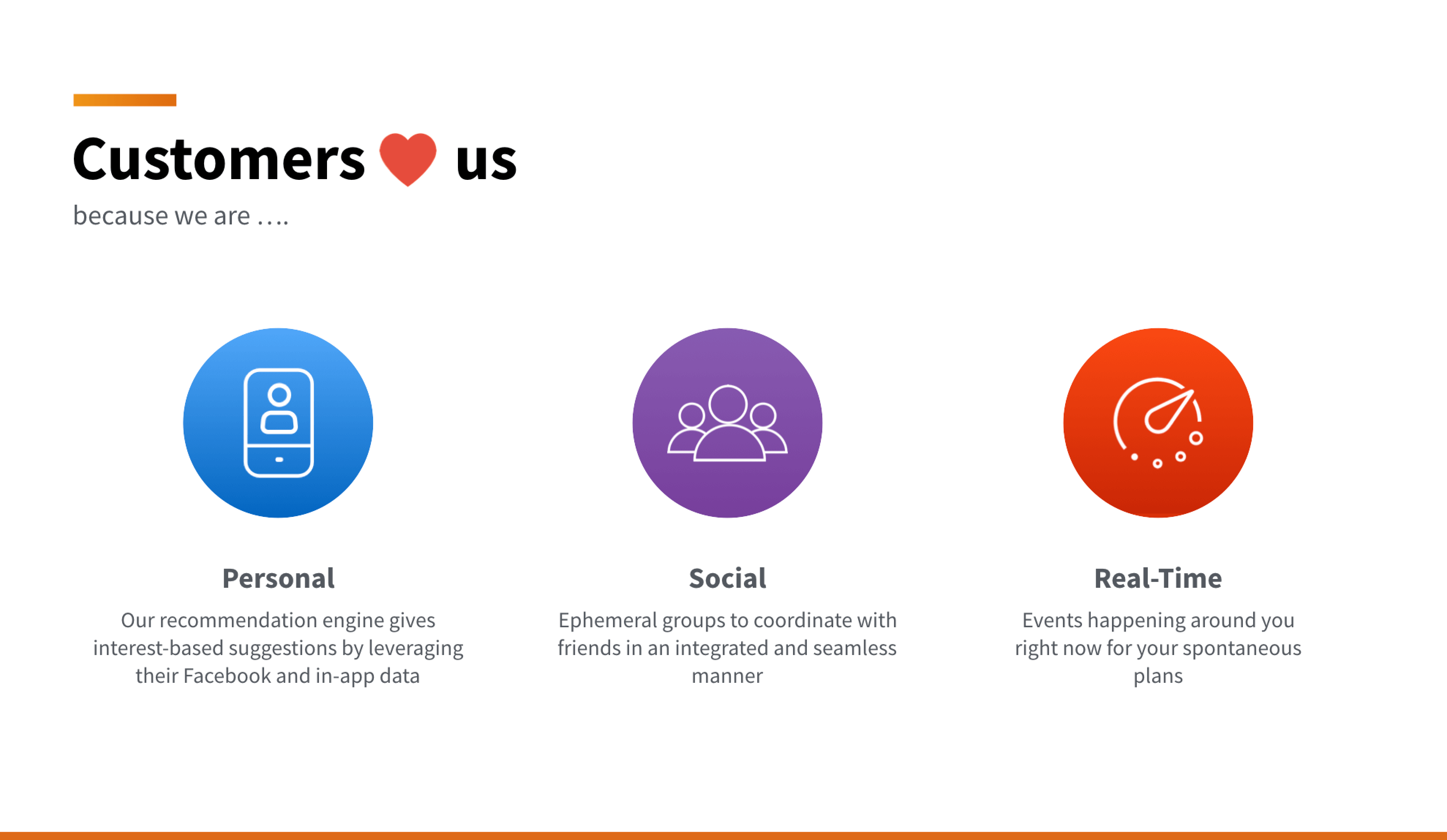 Brisky is a recommendation platform that connects people with local experts for personalized recommendations. It also provides real-time information about what is happening at pubs around you.