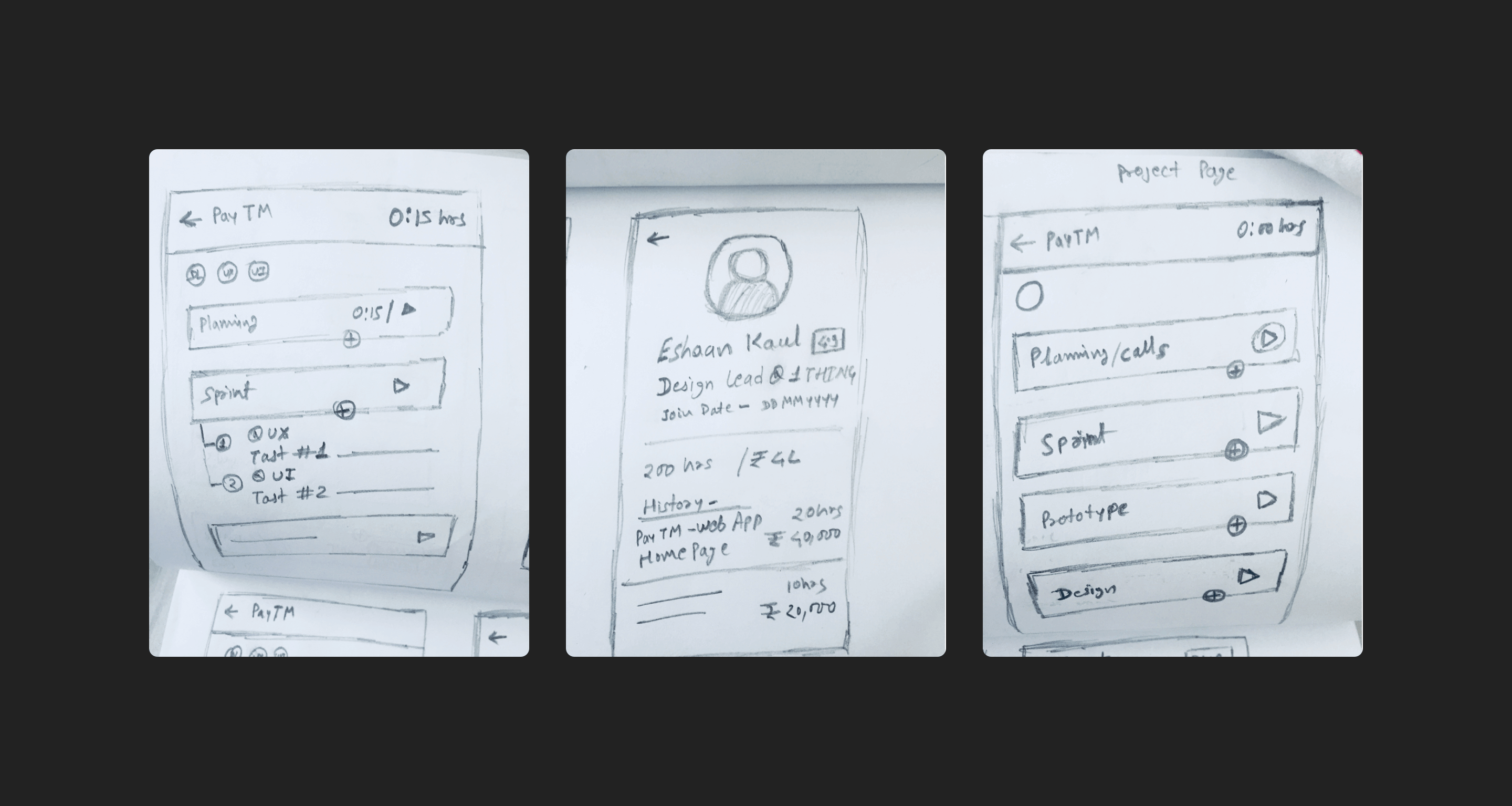 1THING is a freelancing website. 1THING makes it easier for the world's best businesses and independent professionals to find each other without the traditional barriers of set time and place. Wireframes