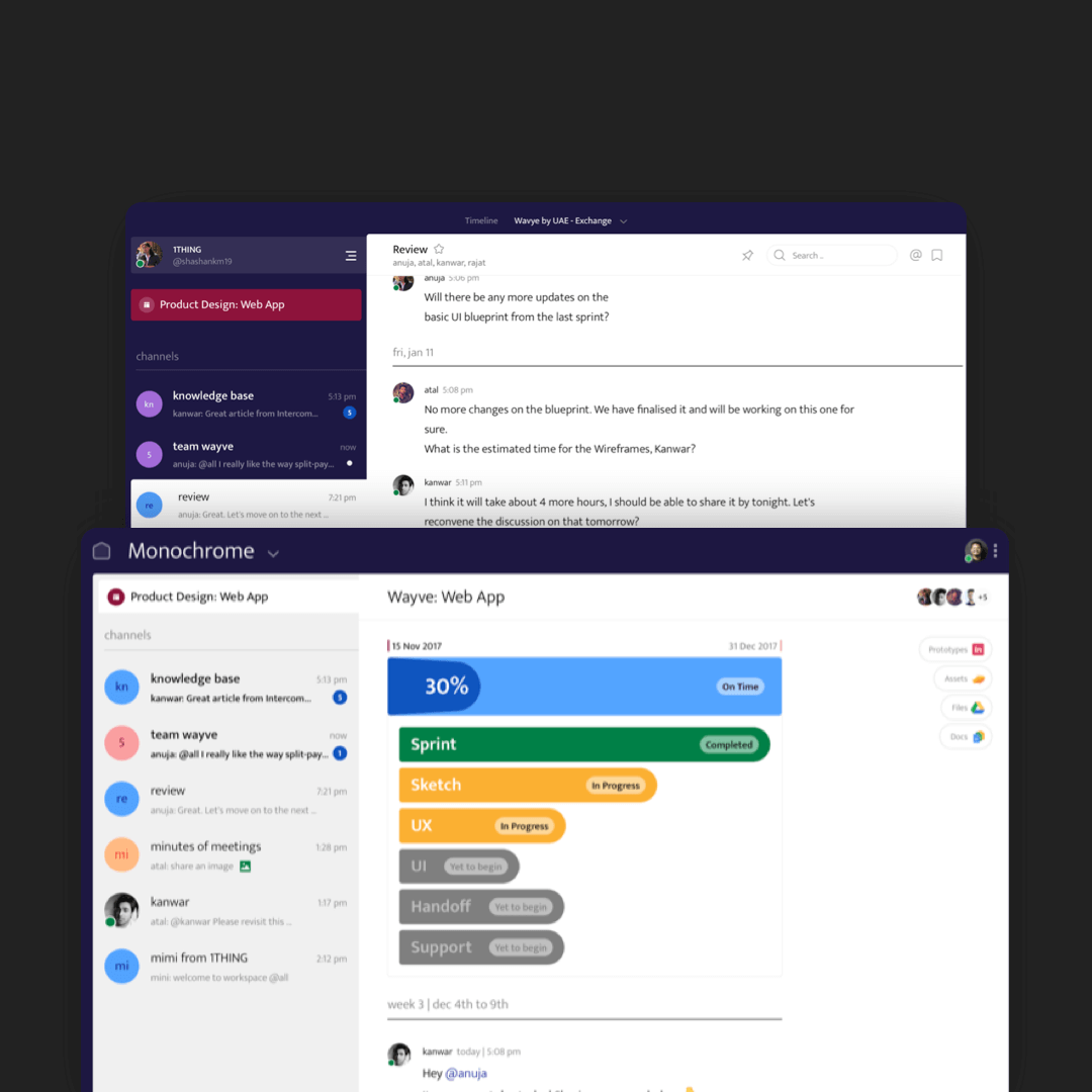 All-in platform to Hire, Collaborate, and Manage a Design Team.