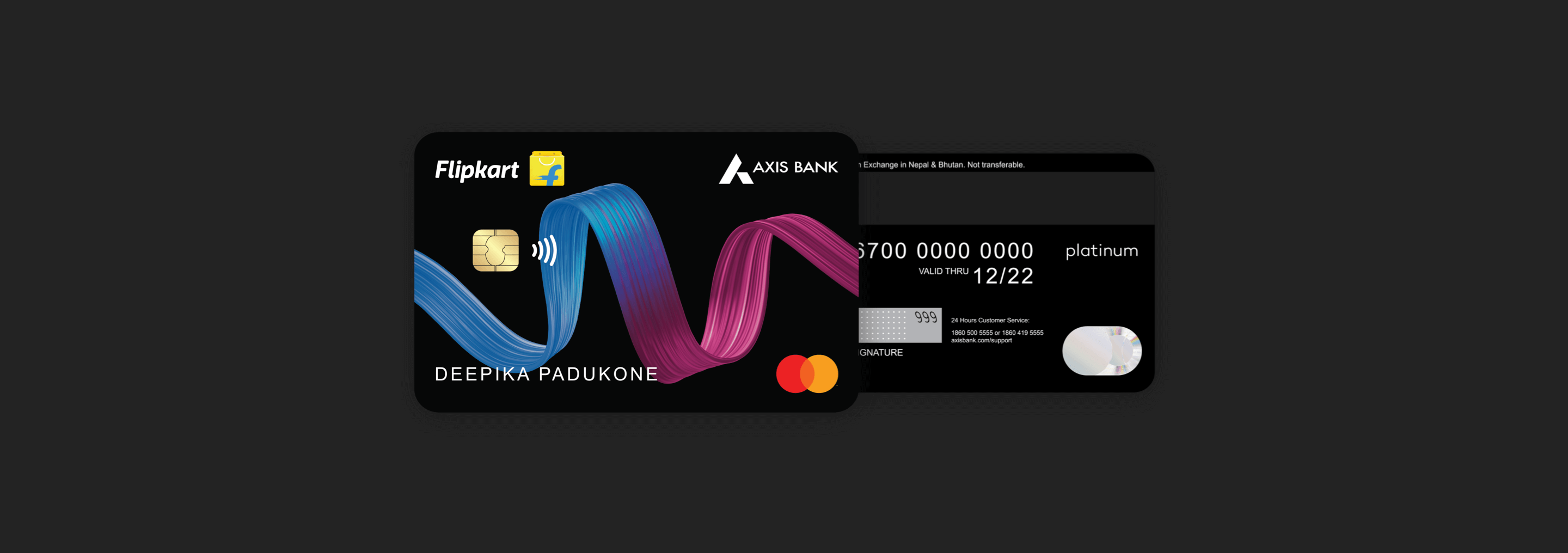 Making credit and retail more inclusive in India by partnering with Axis Bank and Mastercard to launch a co-branded credit card.