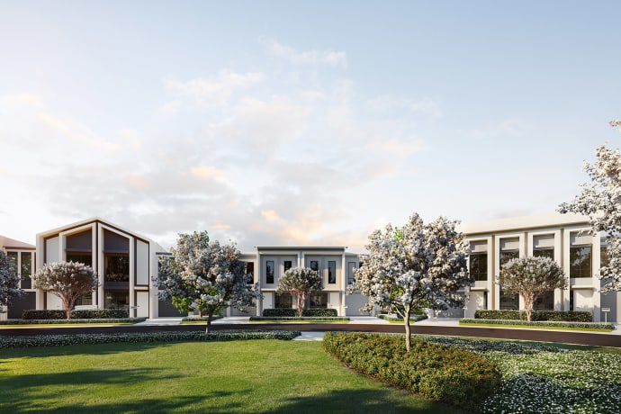 Montaine Residences - 1-5 Main Street, Mount Annan