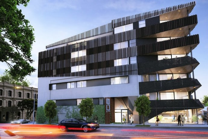 Hotham - 108 Ireland Street, North Melbourne