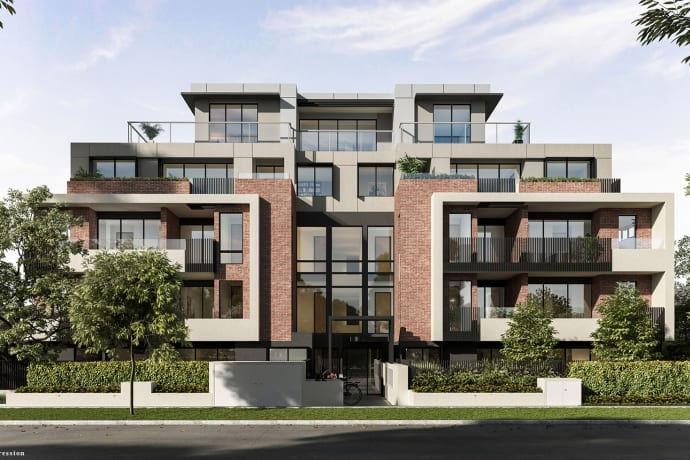 1399-1401 Dandenong Road, Malvern East