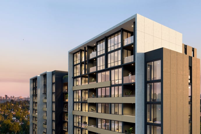 The Parkside - 159-161 Epping Road, Macquarie Park