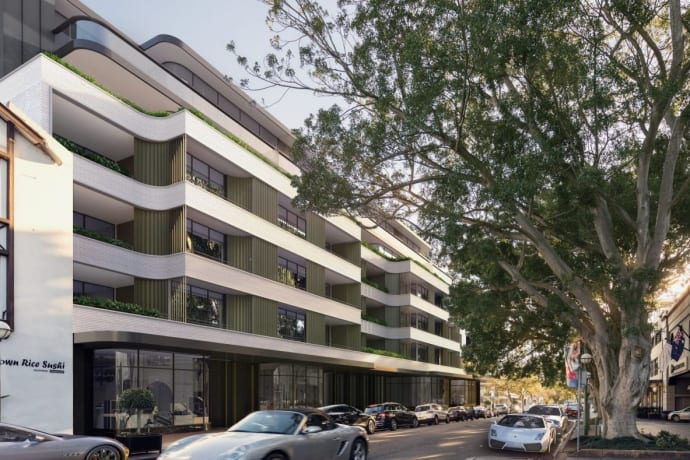 1788 Residences - 20-26 Cross Street, Double Bay