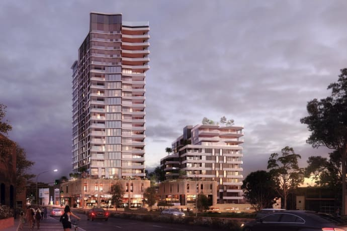 187-203 Peats Ferry Road, Hornsby