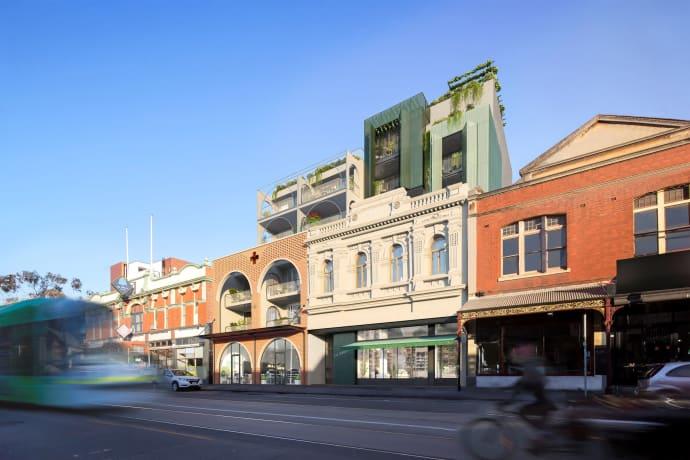 Two Eleven Sydney Road - 211 Sydney Road, Brunswick
