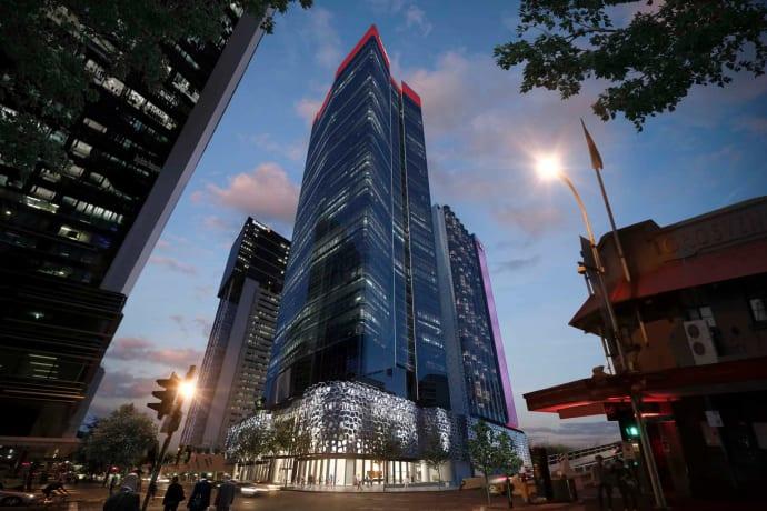 300 George - 300 George Street, Brisbane